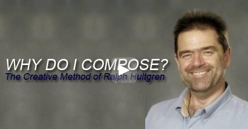 Why Do I compose?